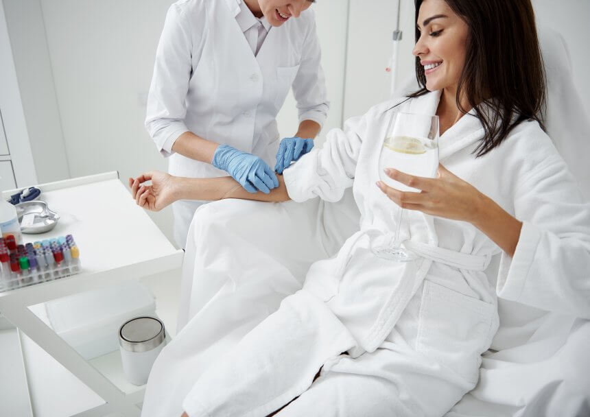 BOOST YOUR IMMUNE SYSTEM NATURALLY WITH PAIN-FREE IV NUTRITION THERAPY